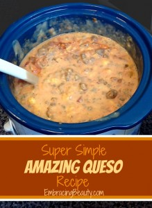 Amazing Queso Recipe
