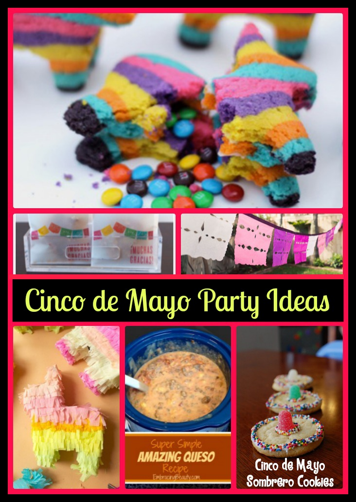 decorating ideas for cinco de mayo party images. Black Bedroom Furniture Sets. Home Design Ideas