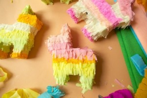 Mini Pinata Favors