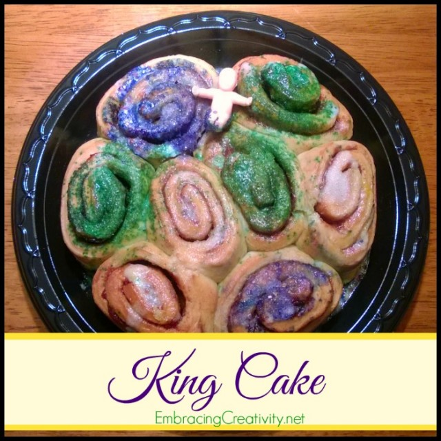King Cake History and Recipe!