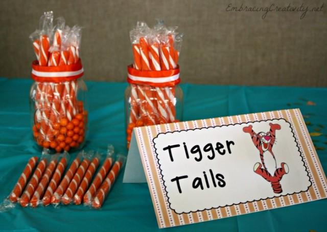 Winnie the Pooh - Tigger Tails