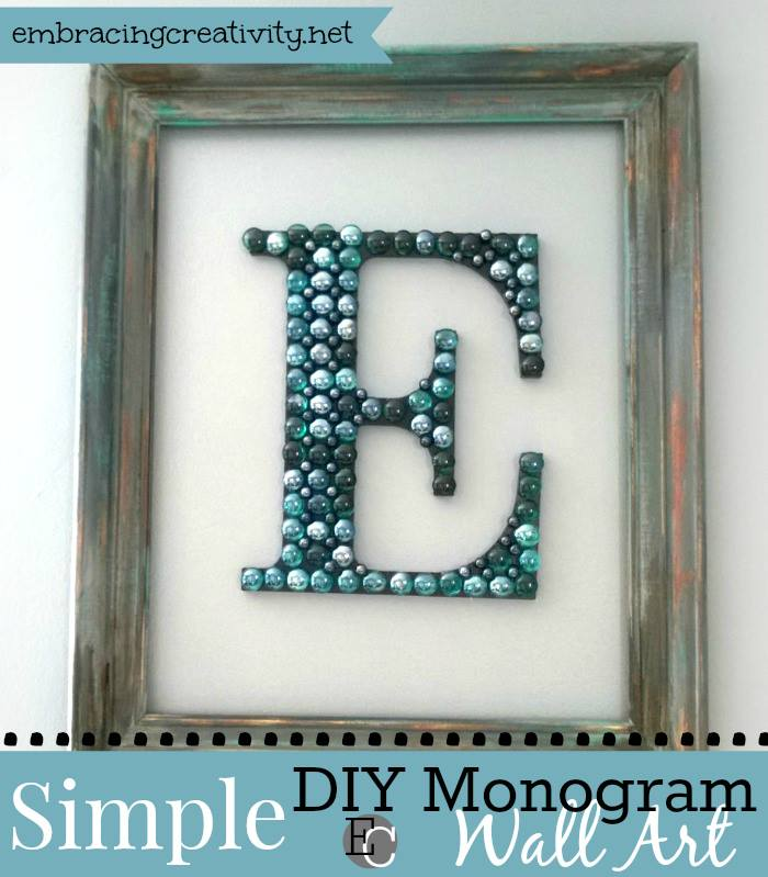 Simple DIY Wall Art