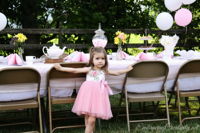 Birthday Tea Party
