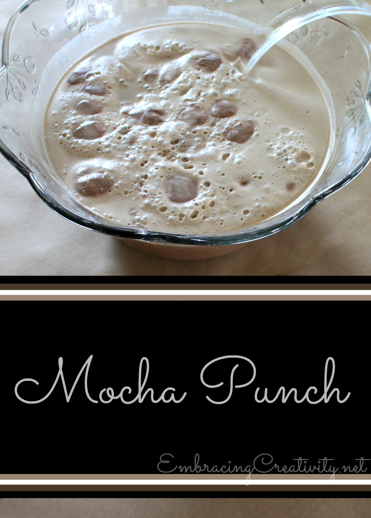 Mocha Punch Recipe