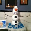 Frozen Olaf Pumpkin
